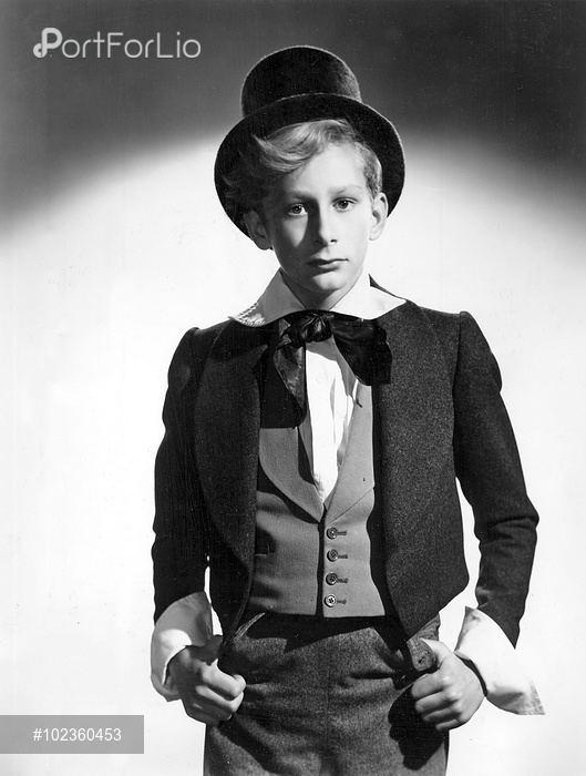 Tom Brown's Schooldays (1951 film) TOM BROWNS SCHOOLDAYS BR 1951 JOHN HOWARD DAVIES as Tom Brown