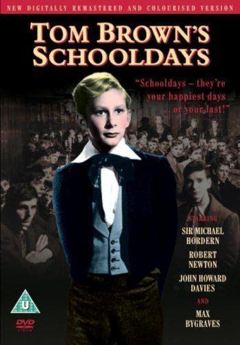 Tom Brown's Schooldays (1951 film) Tom Browns Schooldays 1951 DVD Amazoncouk John Howard