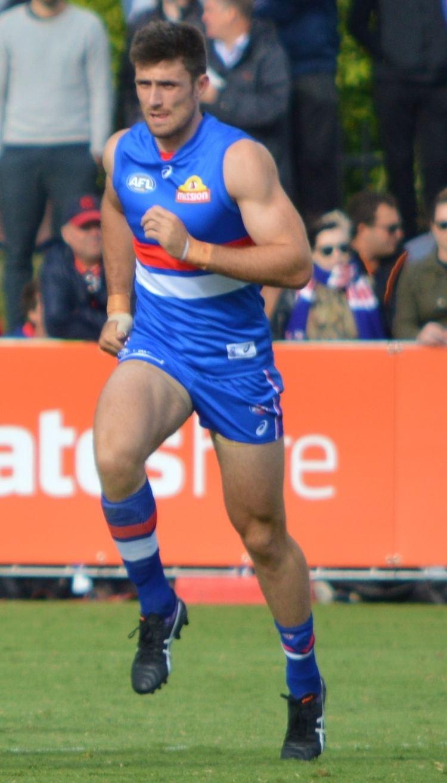 Tom Campbell (Australian footballer) Tom Campbell Australian footballer Wikipedia