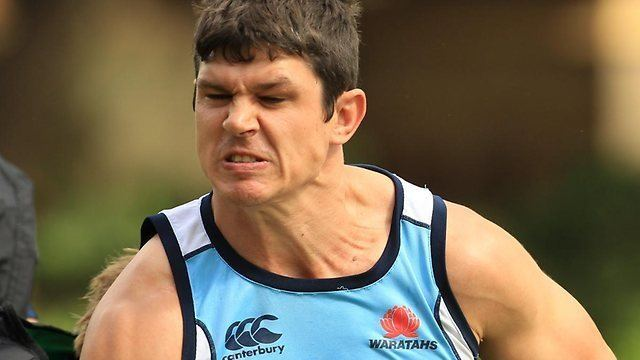 Tom Carter (rugby union) NSW Waratahs centre Tom Carter says he won39t try to please