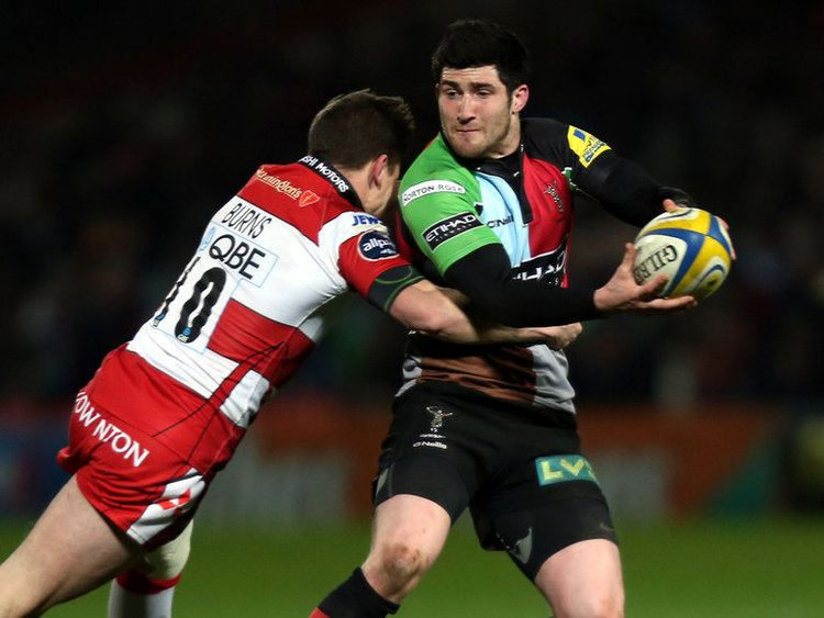 Tom Casson Harlequins39 Tom Casson agrees move to Yorkshire Carnegie