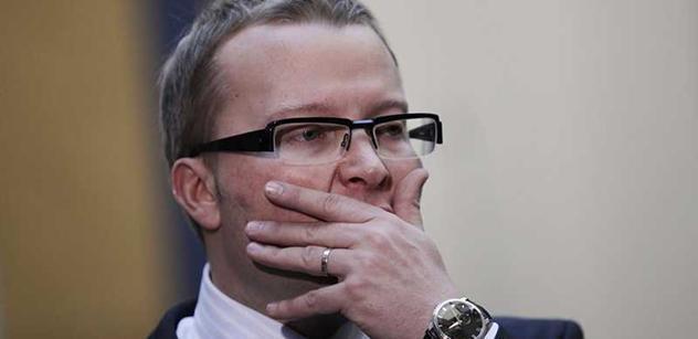 Tomáš Chalupa Objevil se dal adept do veden ODS Ministr Tom Chalupa