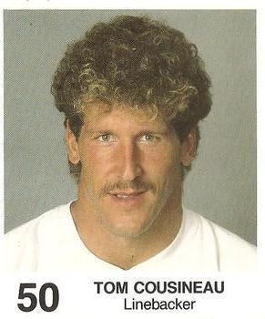 Tom Cousineau wwwtradingcarddbcomImagesCardsFootball91644