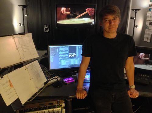 Tom Cross (editor) PRX Piece Tom Cross Film Editor The Space Between