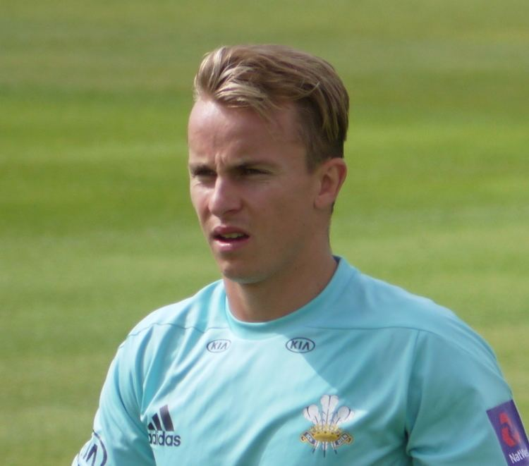 Tom Curran (cricketer) Tom Curran cricketer Wikipedia