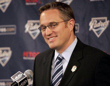 Tom Garfinkel Departure of Padres CEO Tom Garfinkel leaves void