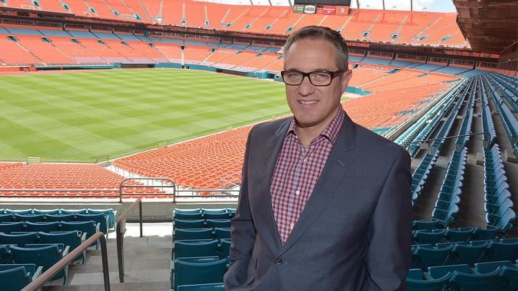 Tom Garfinkel Tom Garfinkel on his vision for the Miami Dolphins South