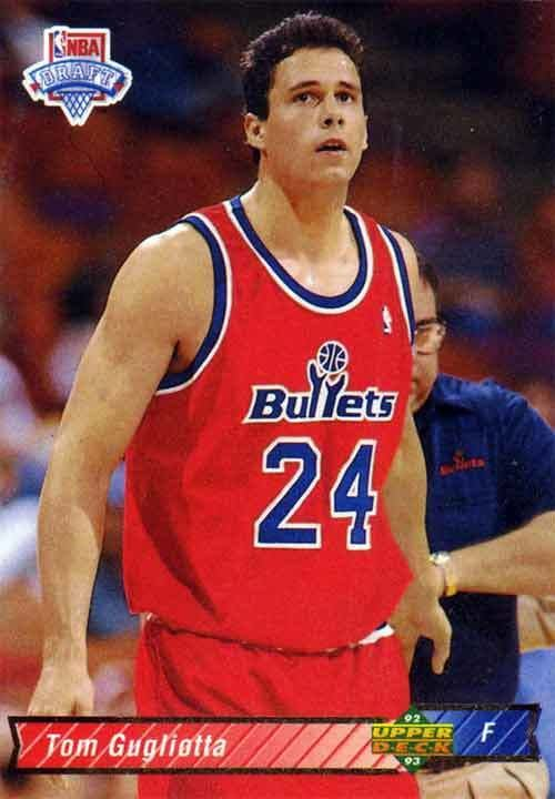 Tom Gugliotta The Washington Wizards and The White Man Wizards Blog