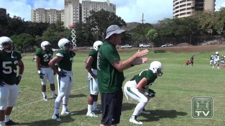 Tom Mason (American football) Wired with Hawaii Football Defensive Coordinator Tom Mason YouTube