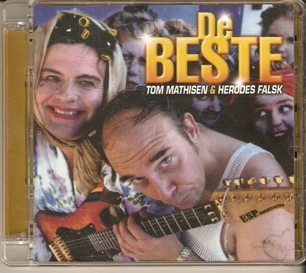 Tom Mathisen Tom Mathisen Herodes Falsk De Beste 2CD Prima Vera Selges