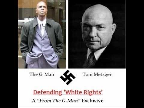 Tom Metzger (white supremacist) Tom Metzger quotNonWhites Get Out While You Canquot YouTube