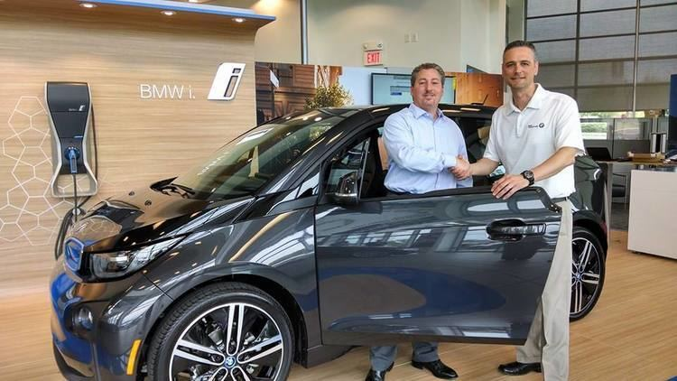 Tom Moloughney First US BMW i3 REx Delivered to Tom Moloughney