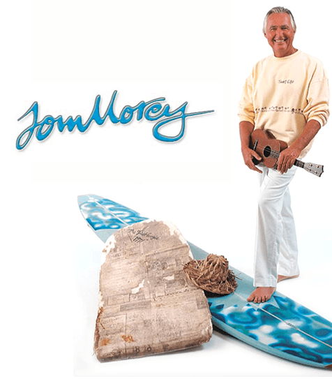 Tom Morey Inventor of the Boogie Board Tom Morey Gives Away Latest