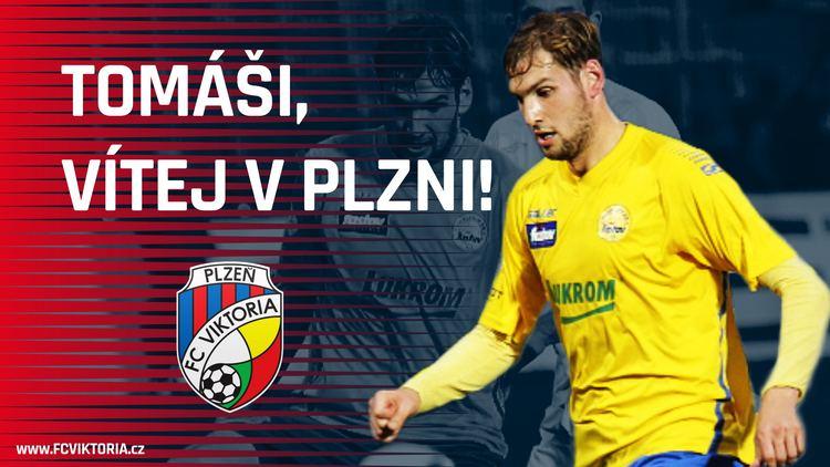 Tomáš Poznar Viktorii Plze posl Tom Poznar FC VIKTORIA Plze