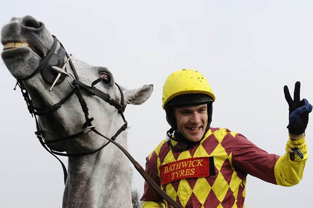 Tom Scudamore Tom Scudamore looking to ride 100th winner of the season
