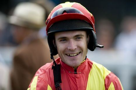 Tom Scudamore Jockey Tom Scudamore On The Spot Metro News
