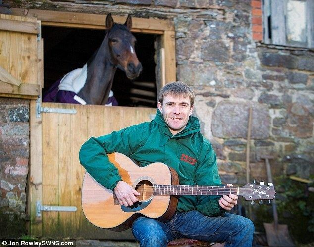 Tom Scudamore Jockey Tom Scudamore is in the form to emulate his grandads big win