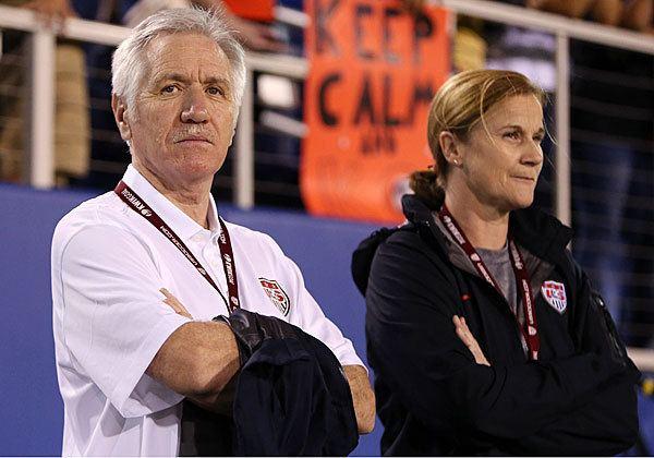 Tom Sermanni Dismissal as US womens coach leaves Tom Sermanni wondering what