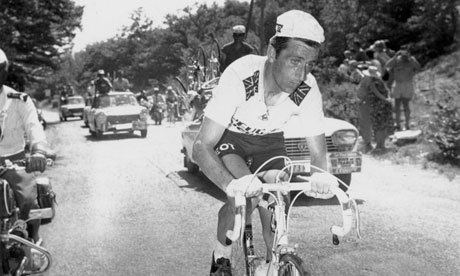 Tom Simpson From the archive 14 July 1967 Simpson dies after