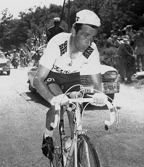 Tom Simpson 40TH ANNIVERSARY OF SIMPSON39S DEATH Cycling Weekly