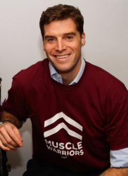 Tom Solesbury OLYMPIC ROWER TOM SOLESBURY ANNOUNCED AS NEW AMBASSADOR Muscle