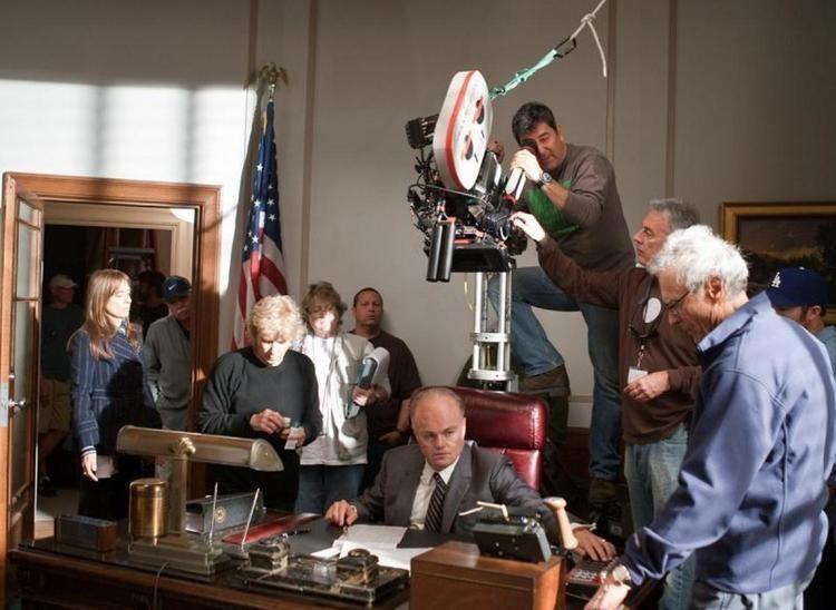 Tom Stern (cinematographer) LIGHTING FOR HISTORY TOM STERN ASC AFC SHOOTS J EDGAR