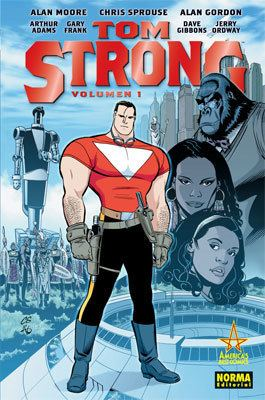 Tom Strong Tom Strong Comic Book TV Tropes