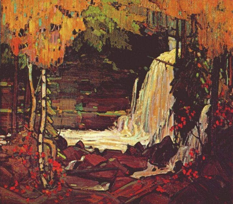 Tom Thomson Tom Thomson Iconic Canadian Painter The Art History