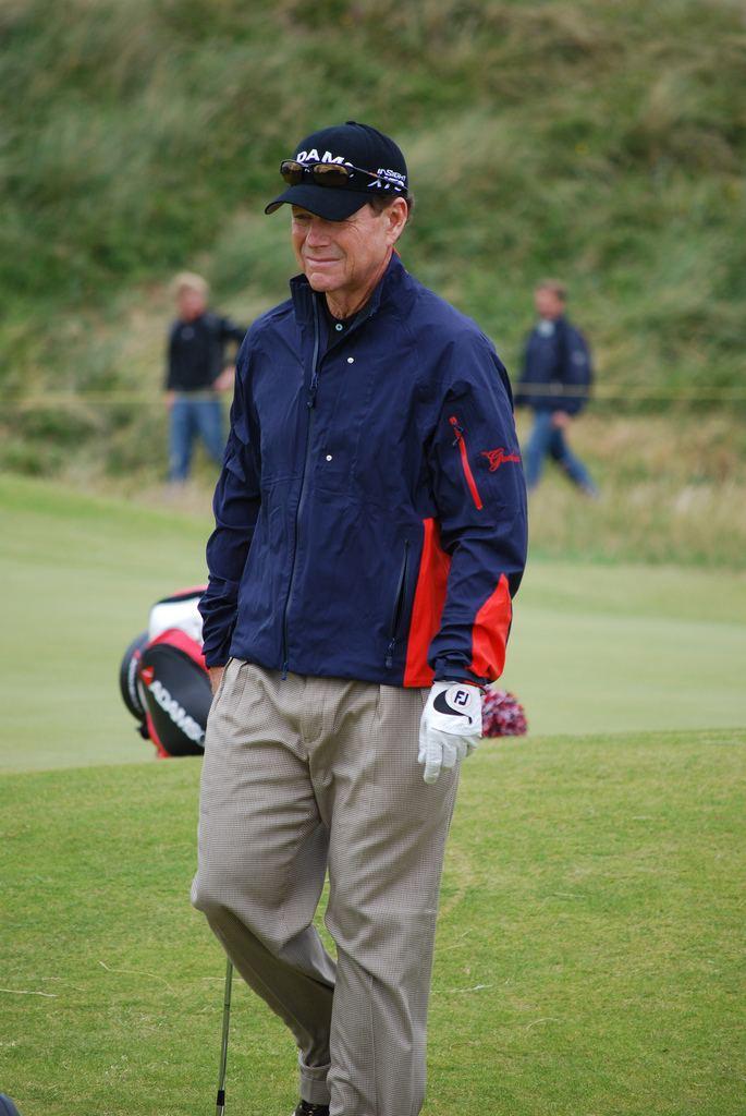 Tom Watson (golfer) Tom Watson golfer Wikipedia