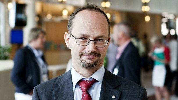 Tomas Eneroth Eneroth blir gruppledare fr S P4 Kronoberg Sveriges Radio