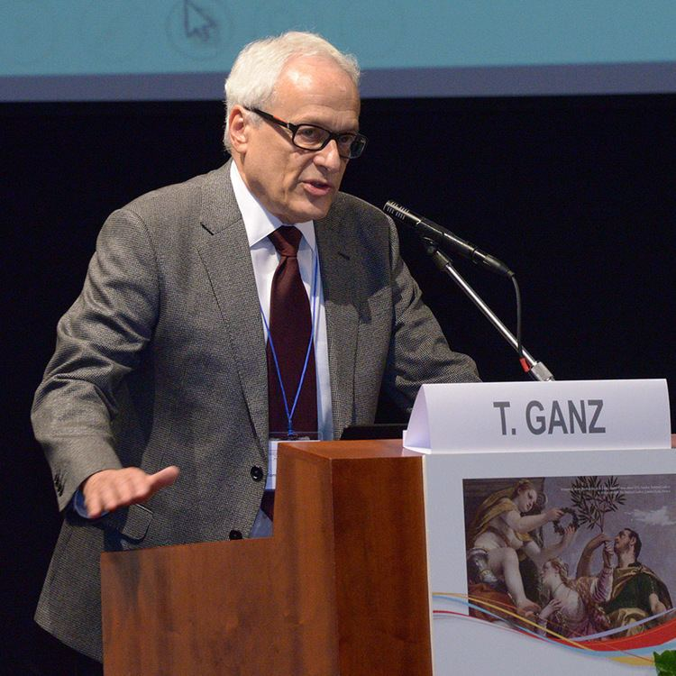 Tomas Ganz Interview with Dr Tomas Ganz Regarding His Views on