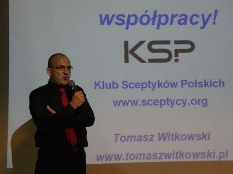 Tomasz Witkowski Tomasz Witkowski W obronie rozumu blog