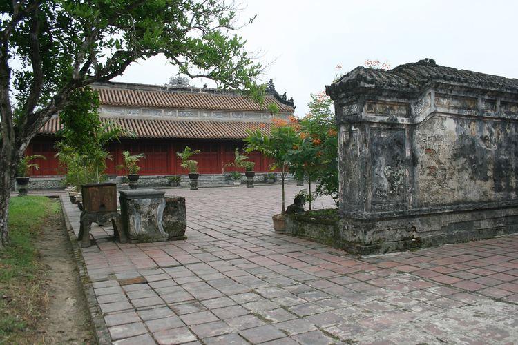 Tomb of Dục Đức