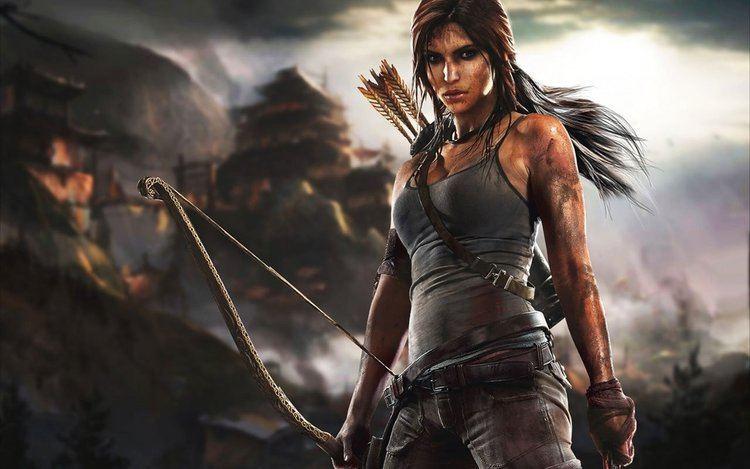 Tomb Raider (2013 video game) Tomb Raider 2013 Video Games Artwork