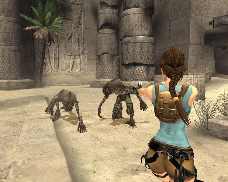 tomb raider legend psp walkthrough