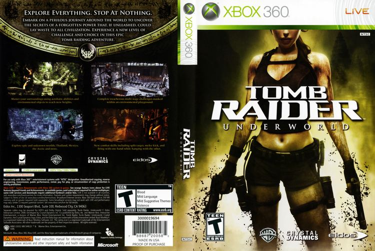 Tomb Raider Underworld Alchetron The Free Social Encyclopedia