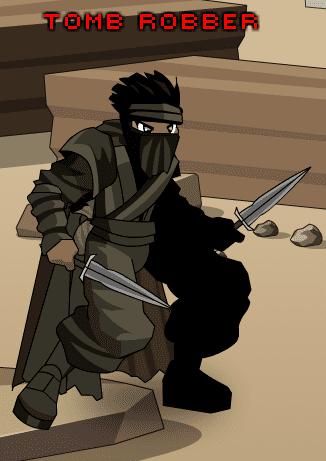 Tomb Robber Tomb Robber 1 AQW