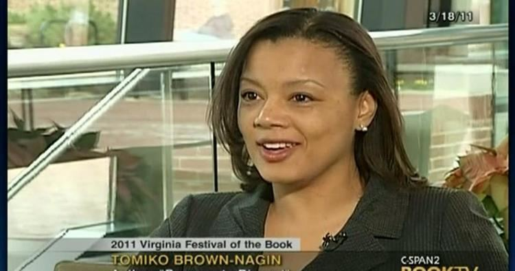 Tomiko Brown-Nagin Courage Dissent Apr 20 2011 Video CSPANorg