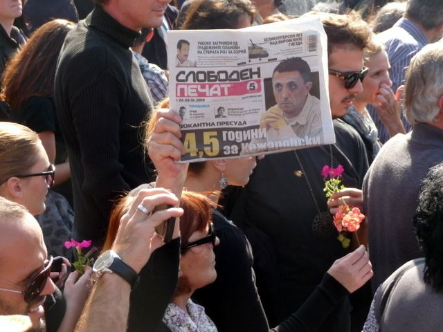 Tomislav Kezarovski Macedonia Jails Journalist Tomislav Kezarovski Balkan Insight