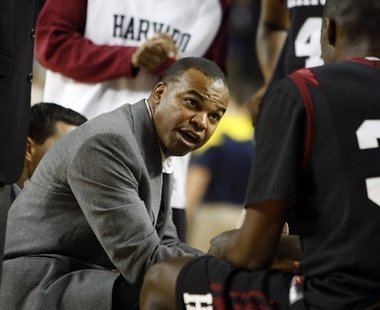 Tommy Amaker NCAA Court Vision With Tommy Amaker as coach Harvard