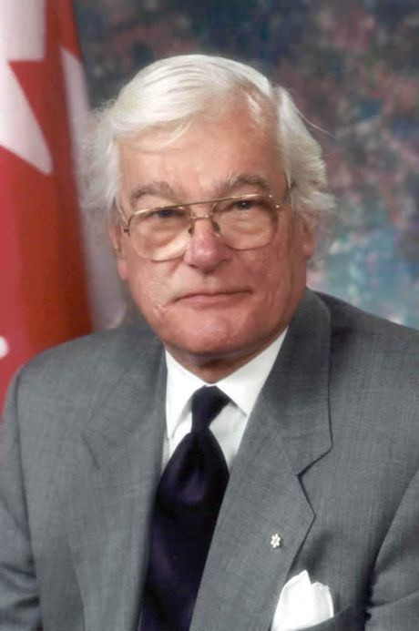 Tommy Banks Liberal Senator Tommy Banks goes after Harper misdirection