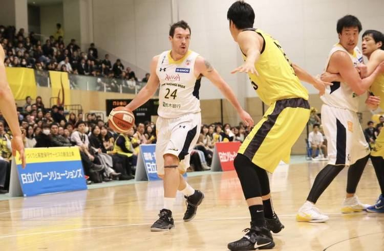 Tommy Brenton Tochigis Brenton a multitalented player The Japan Times