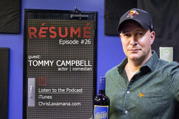 Tommy Campbell (actor) Tommy Campbell Actor Comedian Writer
