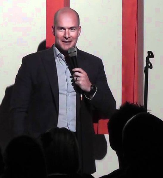Tommy Campbell (actor) Comic of the Week Tommy Campbell Yuk Yuks Blog