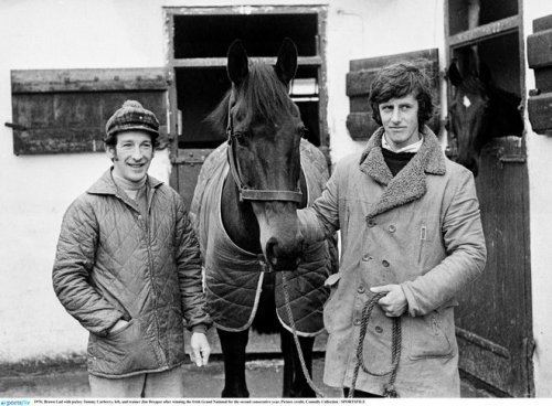 Tommy Carberry Death of racing legend Tommy Carberry The Irish World