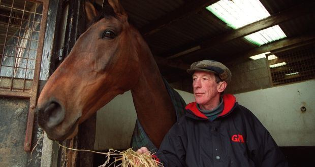 Tommy Carberry Former Grand National winning jockey Tommy Carberry dies