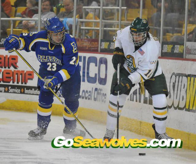 Tommy Grant (ice hockey) UAA Seawolves Hockey Fan Blog Senior Tribute Tommy Grant
