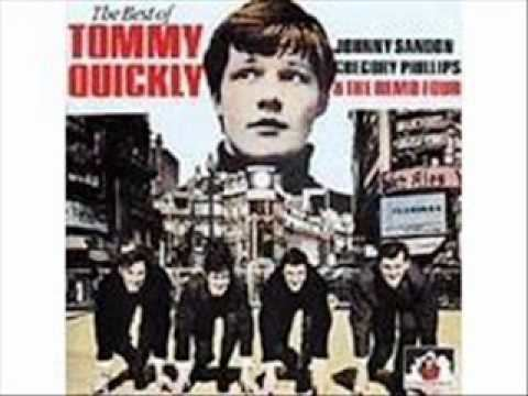 Tommy Quickly Tommy Quickly Tip of My Tongue by Beatles YouTube