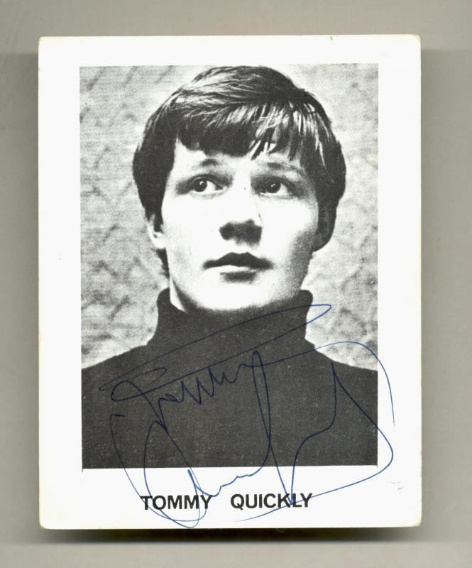 Tommy Quickly Tommy Quickly Pictures 2 of 2 Free listening videos