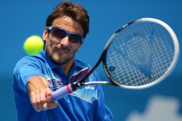 Tommy Robredo Tommy Robredo STEVE G TENNIS